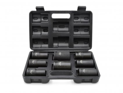 """Sada 8ks kovaných nástrčných kľúčov 3/4"""" 17-32mm"""