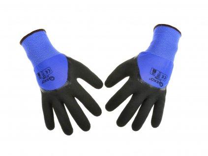 """Pracovné rukavice 3/4 LATEX 9"""""""