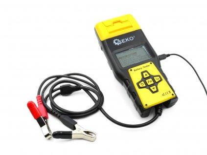 Digitálny záťažový tester stavu akumulátorov s tlačiarňou 12V