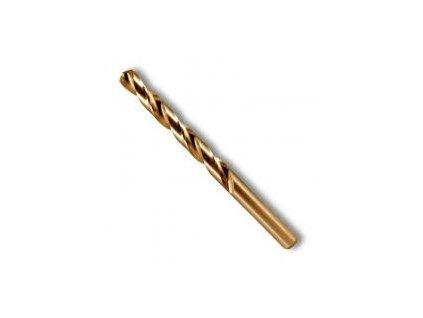 Kobaltový vrták do kovu 10,0x133 mm, HSS, DIN 338, 1 ks