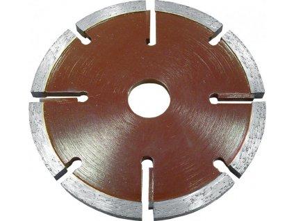 Kotúč diamantový s vložkou HM pre prehlbovanie stavebných špár 125mm