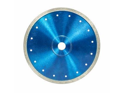 Kotúč diamantový tenký 115x22,2mm DEDRA