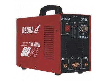 Invertorový zvárací usmerňovač  MMA/TIG max 200A, BMC