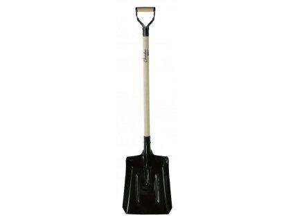 162392 1 lopata na uhlie iii s drevenou nasadou a kovovou rukovatou 117cm