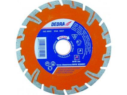 Super Segmentový Diamantový rezný kotúč  230 mm/22,2 - H1247