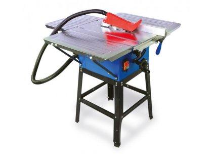 Píla kotúčová multifunkčná 2000W, kotúč priemer 250mm, tri pracovné stoly