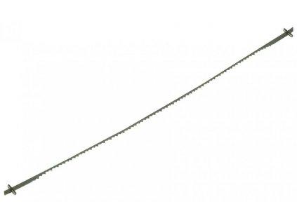 Rezacie plátky s kolíkmi na drevo pre luprienkovú pílu DED7762, dĺžka 127mm, v balení 5ks.