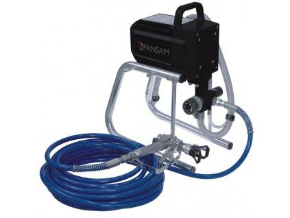 Vysokotlaké bezvzduchové striekacie zariadenie farieb1L/min 375W, 200bar. - A730010