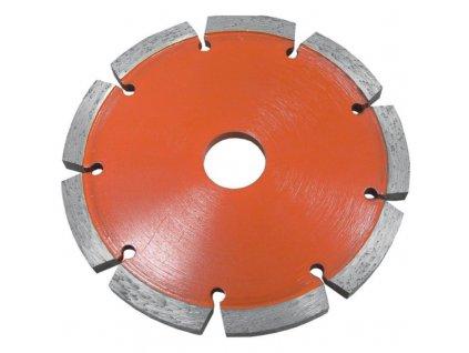 Kotúč diamantový pre frézovanie drážok  125 mm