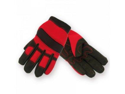 Ochranné rukavice veľkosť L DEDRA PLUS HAND PRO-TEKT