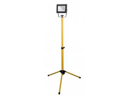 Dielenská lampa 30W SMD LED, Economy, statív, IP65 - L1071-3