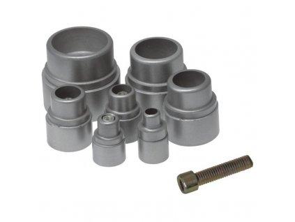 Adaptér 63 mm pre DED7515; DED7516  s montážnou skrutkou