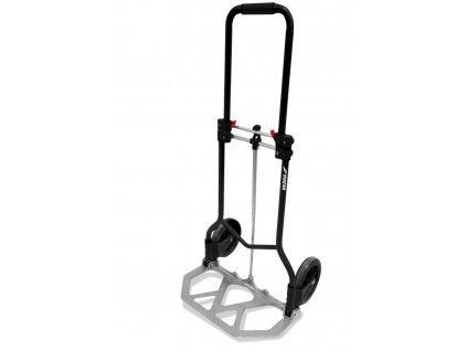 Prepravný vozík, skladaný, nosnosť max. 100 kg