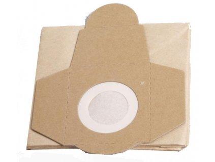 Sáčok do prenosného vysávača prachu (sada 5ks) pre DED6598