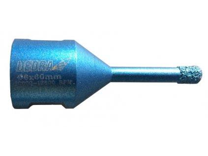 Diamantová korunka 6mm, M14 DEDRA