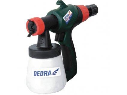 Striekacia pištol s zásobníkom pre DED7412
