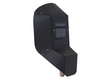 Štít zváračský do ruky 235x385mm, filtr 50x100mm,
