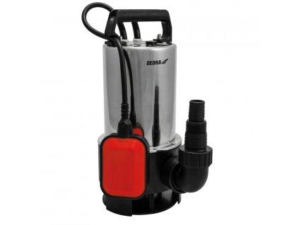 Ponorné čerpadlo INOX 1100W na čistú ana špinavú vodu
