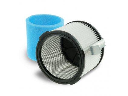 HEPA-Filter, Filter v polyuretanovej pene, DED6604