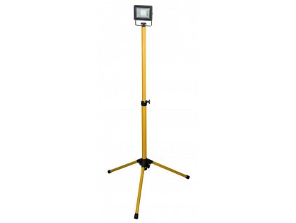 Dielenská lampa 20W SMD LED, ALU panel, statív, IP65