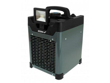 Ohrievač elektricky vzduchu 3300W BLUETOOTH LED - DED9921XS