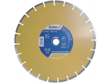 Kotúč diamantový Laser 230x22,2mm DEDRA - H1157