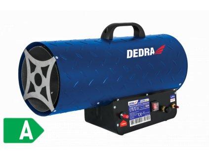 Plynový ohrievač 30-50kW - DED9945