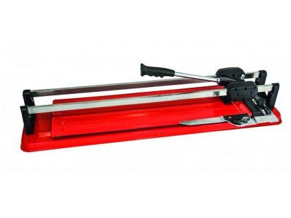 Rezačka obkladu adlažby 600mm, tlmená doska, vodiace lišty