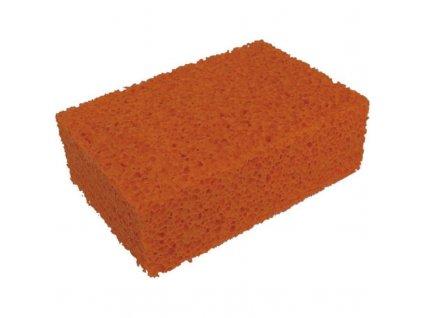 Špongia prírodná guma 100x50x150 mm