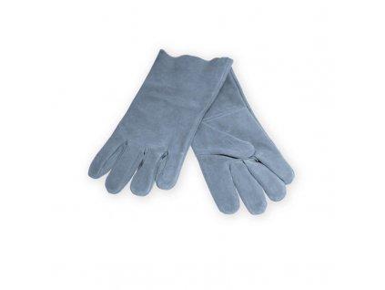 Zváračské rukavice, kožené DEDRA
