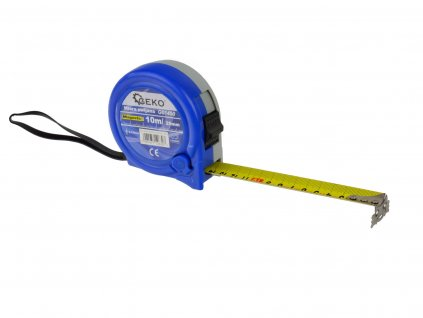 Meracia páska 10mx25mm s magnetom (6/60)