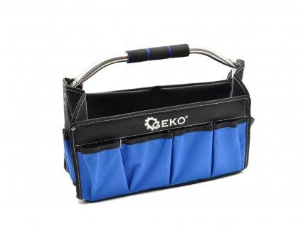 Otvorená taška na náradie s kovovou rukoväťou 11 + 7 (8)