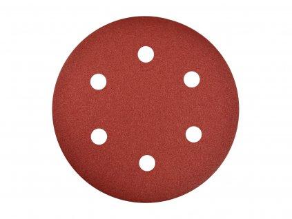 Brúsny papier na disky s otvormi 225 mm, žirafa P240 (100 ks.)