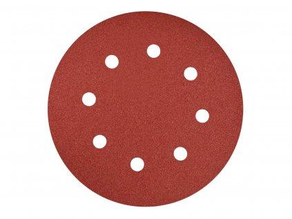 Brúsny papier na disky s otvormi 190 mm P150 (100 ks) / Sadrová brúska /