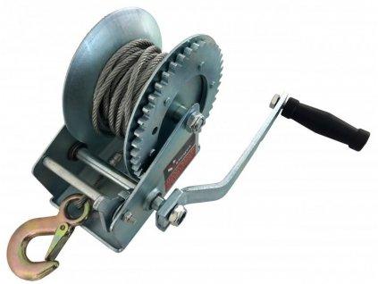 Ručný lanový navijak 816 Kg, VERKE V87251