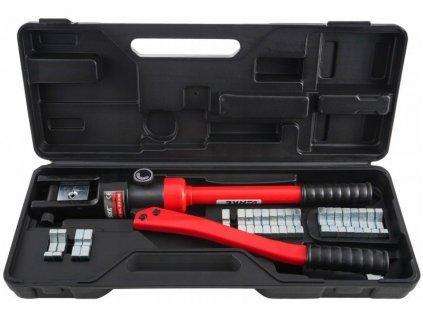 Hydraulické lisovacie kliešte 10-300mm 18T, VERKE V86269