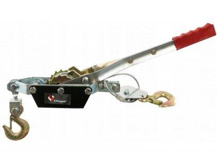 Pákový lanový ťahač 2T, VERKE V87255