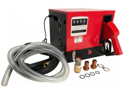 Mini čerpadlo na naftu 550W s počítadlom, VERKE V80155