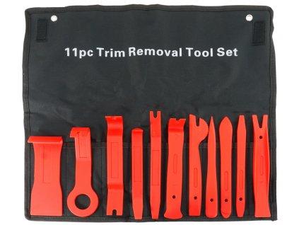 Sada nástrojov na demontáž čalúnenia 11 kusov, VERKE V86290