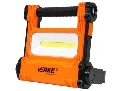 LED svietidlo 20W 230V s odnímateľnou baterkou, VERKE V87536