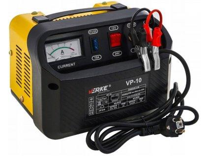 Nabíjačka akumulátora 12 / 24V, 5A, VERKE V80015