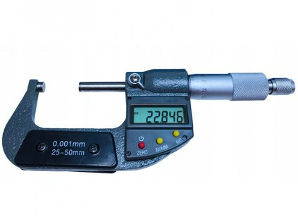 Digitálny mikrometer 25-50mm