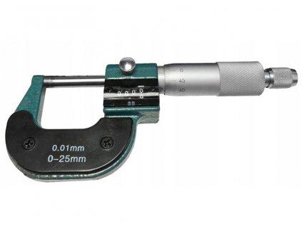 Strmeňový mikrometer 0-25mm