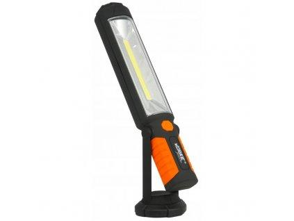 LED montážna lampa 5+5 LED