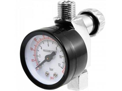 Regulátor tlaku niklový