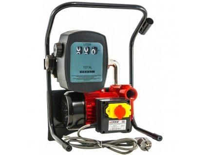 Čerpacia stanica na naftu a olej s prietokomerom samonasávacia 230W 600W CYB-600S
