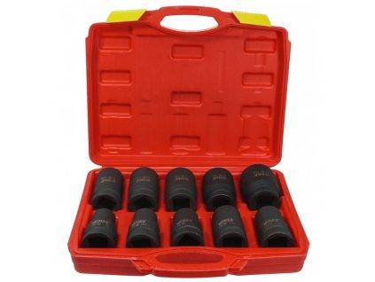 """Sada 10 ks kovaných nástrčných kľúčov 1"""" 17-41mm"""