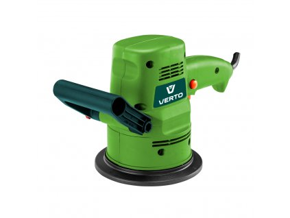 Excentrická bruska, 380 W preimer 125 mm VERTO  51G750