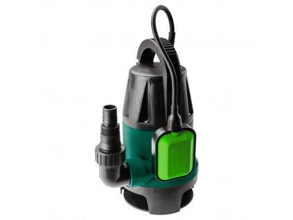 Ponorné čerpadlo na znečistenú vodu, 400 W VERTO  52G441
