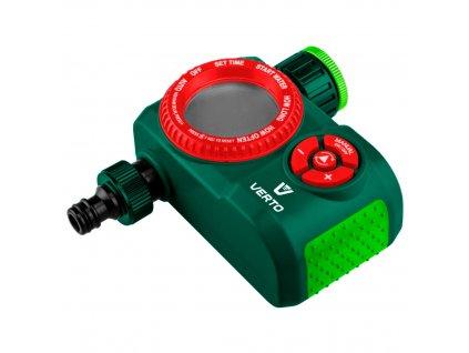 Elektronický časový spínač na zavlažovanie VERTO  15G751